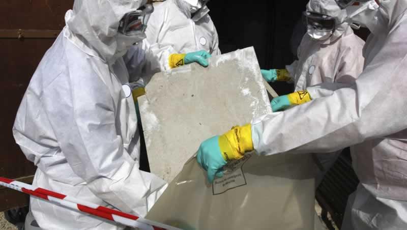 The History Of Asbestos - disposing asbestos