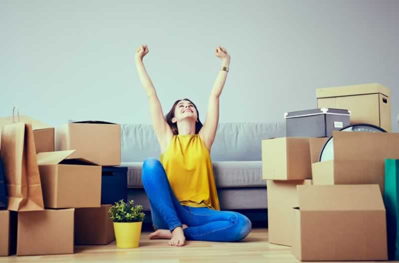Ways to have a stress-free move - happy mover