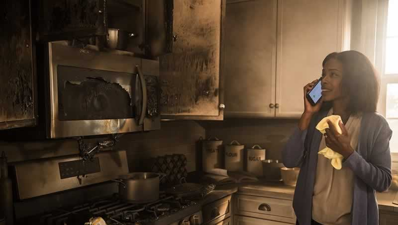 What To Do After A Fire Disaster - kitchen fire
