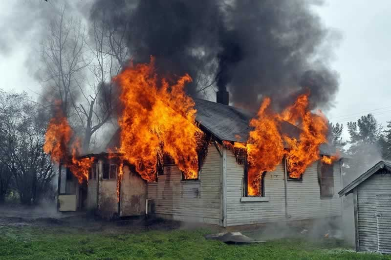 What To Do After A Fire Disaster