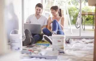 What to Know Before Your First Home Improvements - planning
