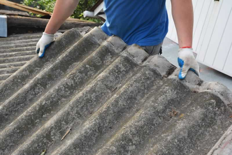 Where Is Asbestos Found - roofing