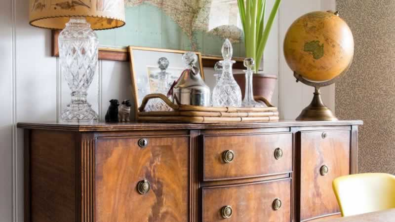 4 Intriguing Benefits of Purchasing Restored Furniture - dresser