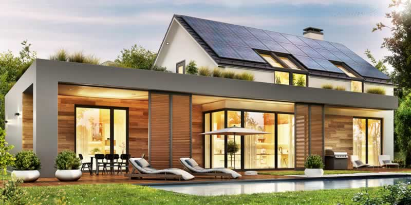 4 Tips For Installing Solar Lights Around The Home - solar panels