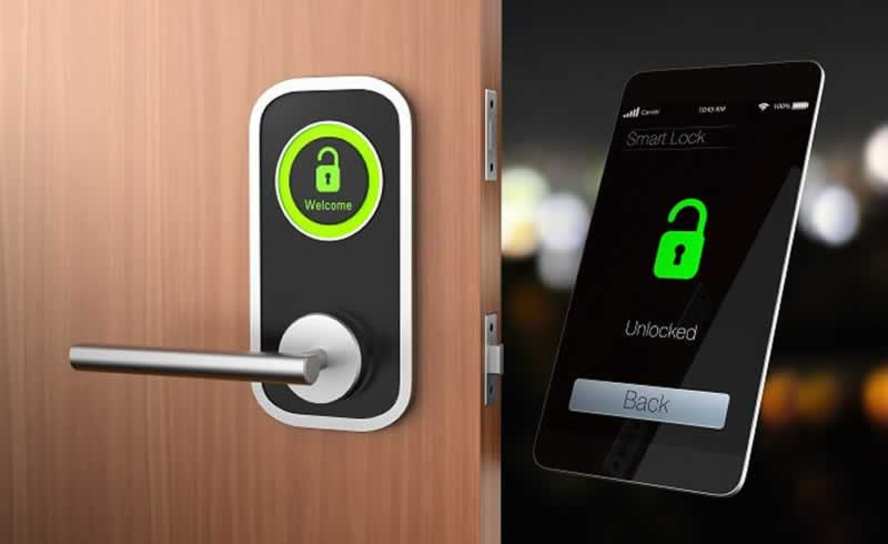 5 Great Gadgets to Upgrade Your House - smart lock