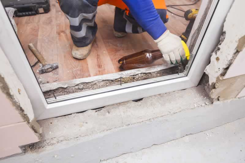 5 Signs To Know It's Time For A Door Replacement - replacing door