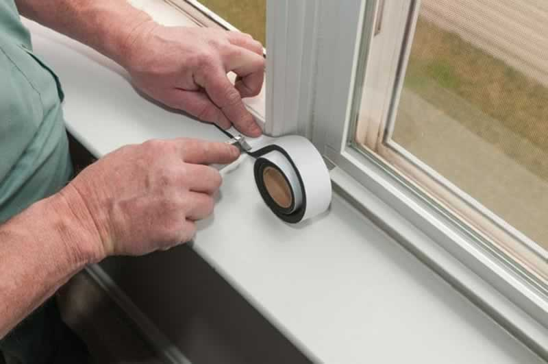 5 Ways To Insulate Doors And Windows For A Warm & Cozy Winter - wheater stripping