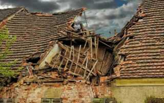 7 Reasons You Should Consider Putting Your Roof Repair at the Top of Your List - destroyed roof