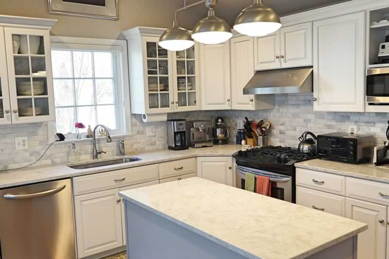 Best Options For Remodeling Your Kitchen on a Budget - small kitchen