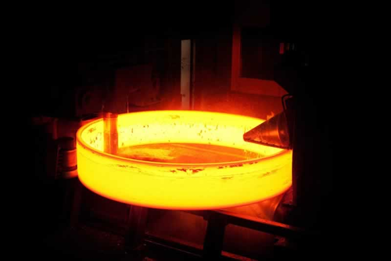 Custom Steel Forging Advantages - forging