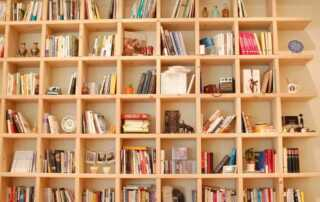 DIY Projects That Will Completely Transform Your Space - bookshelf