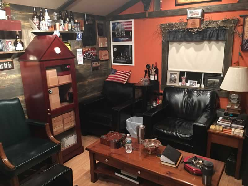 Design Tips For Your At-Home Cigar Lounge