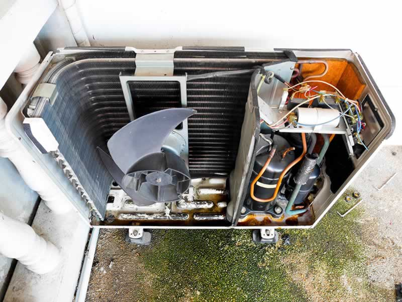 Early Signs of AC Problems You Need to Be Aware Of - compressor failure