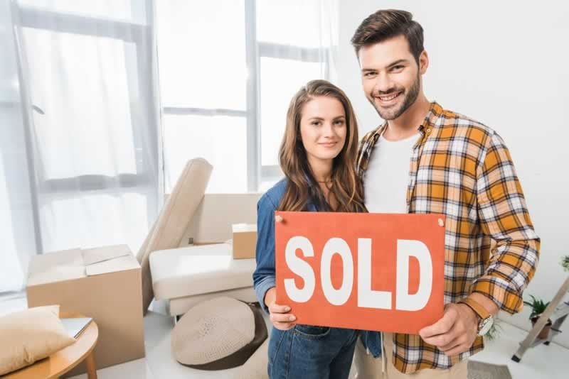 How To Sell Your House Fast Without Losing Your Shirt - sold house
