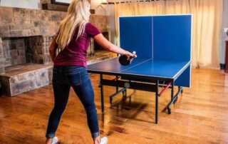 How to Get Started with Table Tennis - practice
