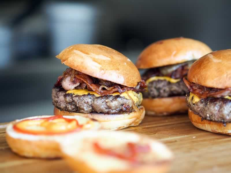 How to Prepare Your Food in a Healthier Way - burgers