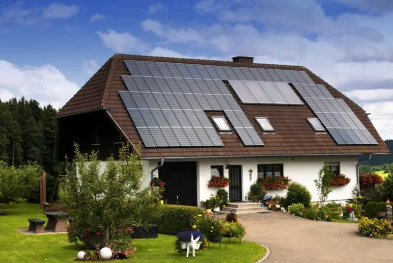 How to make your property more energy efficient - energy efficient house
