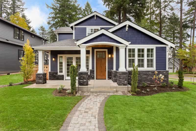 Is It Better to Build a New Home or Buy One - newly built home