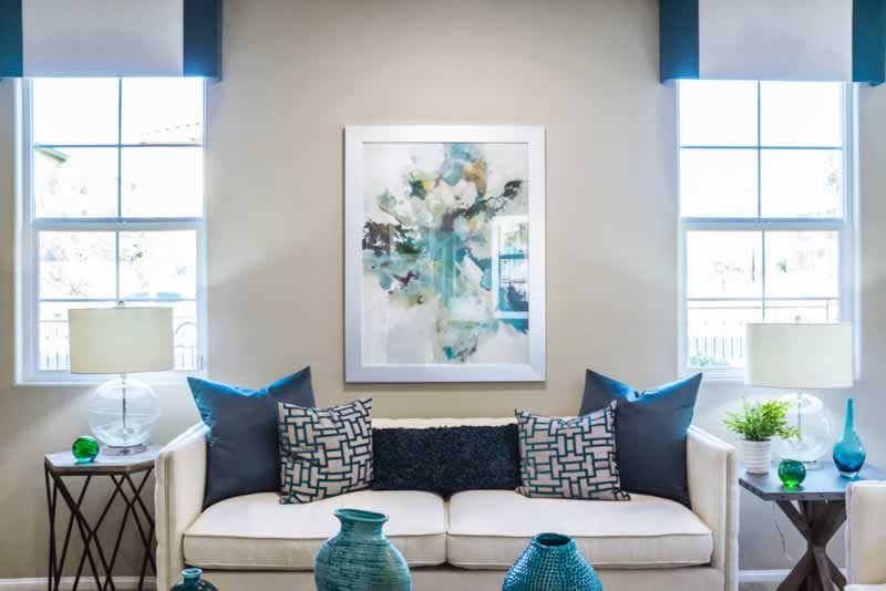 Renovation Ideas That Will Make Your Walls at Home Stand Out - living room