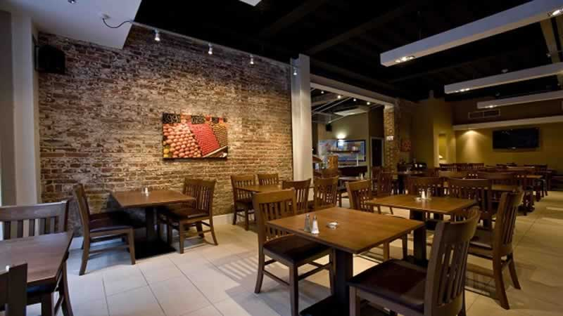 Restaurant seating capacity guide