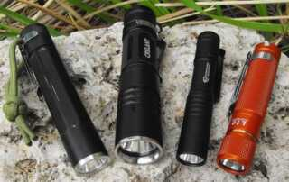 Shine With The Best Every Day Carry Torch