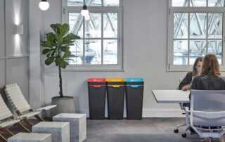 The Most Important Thing You Should Know When Recycling In The Office - recycle bins