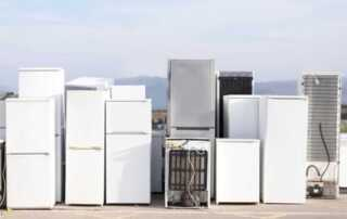 Ways of Disposing of an old fridge freezer - old fridges