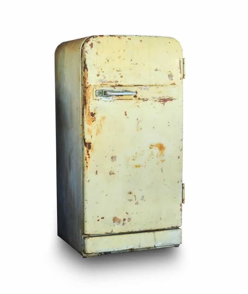 Ways of Disposing of an old fridge freezer
