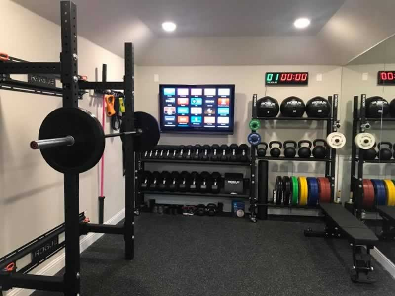 What You Need to Consider Before Building Your Home Gym - home gym
