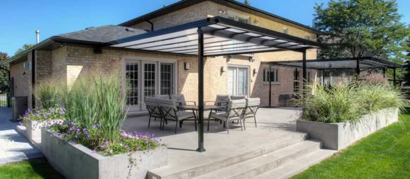 What is the best patio cover