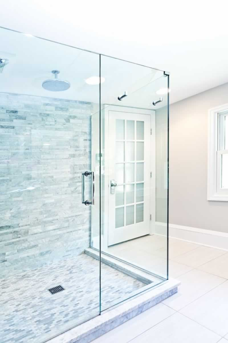 What will be the Appropriate Glass Thickness for My Custom Shower Door - frameless shower door