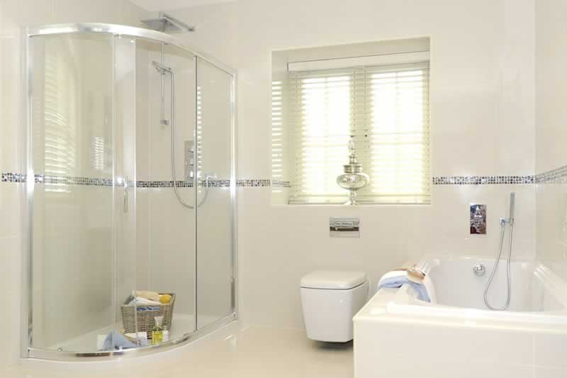 What will be the Appropriate Glass Thickness for My Custom Shower Door - type of shower