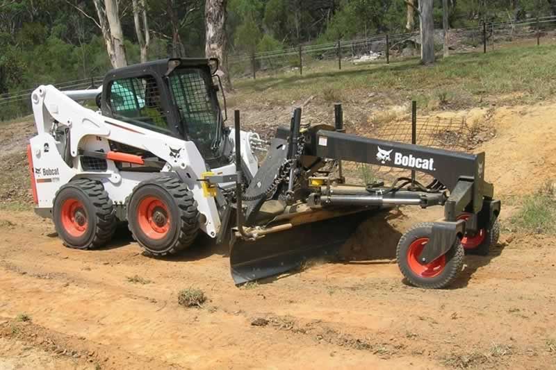 Why Choose Genuine Bobcat Attachments