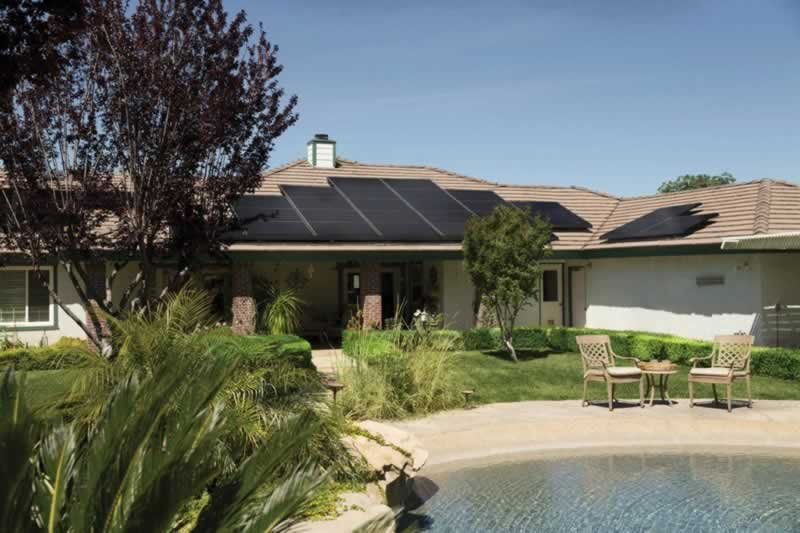 4 ways to make your home more energy-efficient - solar panels