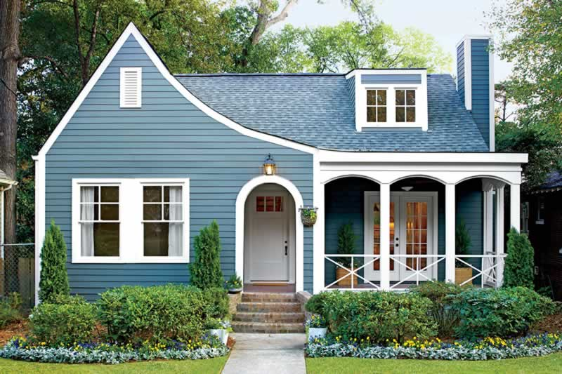5 Ways to Improve Your Home's Exterior - charming exterior