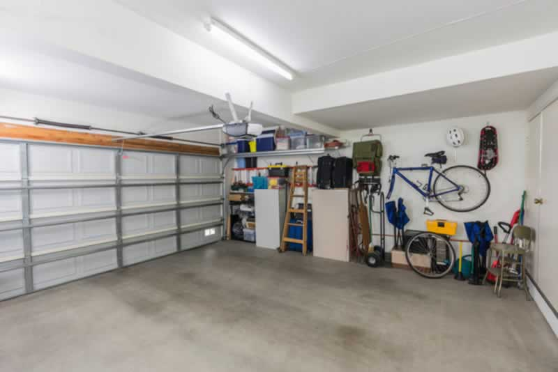 A Guide to Garage Organization, Storage, and Cleaning - clean garage