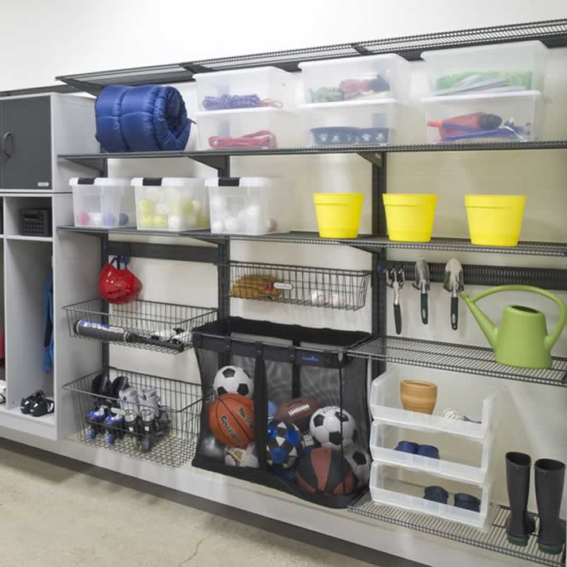A Guide to Garage Organization, Storage, and Cleaning
