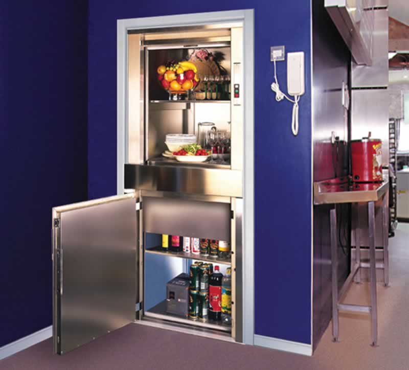 Can A Dumbwaiter Lift Speed Up Service Times