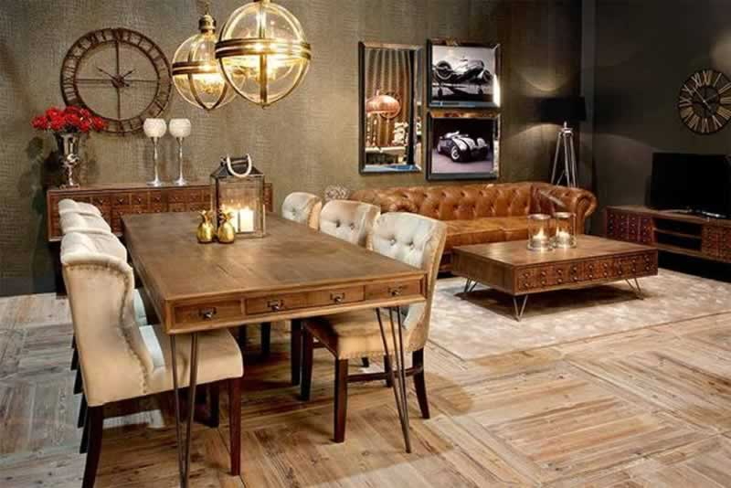 Creative Upgrades That Improve the Space Within Your Home - dining table