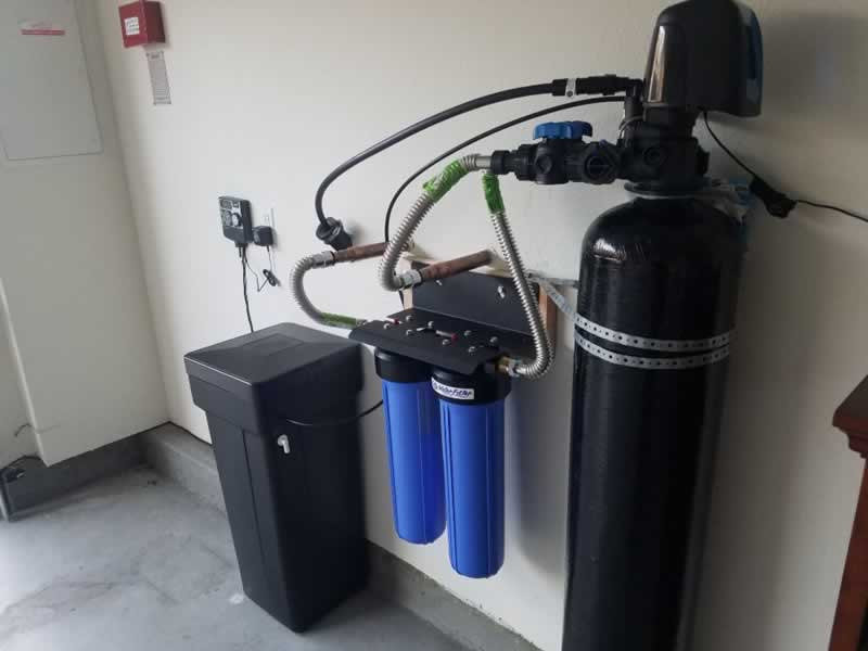 Do You Have Hard Water - You Might Need a Water Softener - water softener