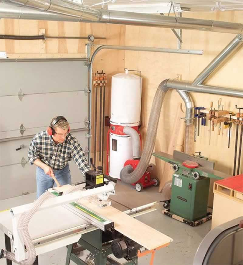 Dust Extraction Systems Guide - woodworking