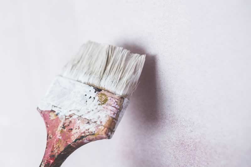 Easy Touch-Ups to Keep Your Cabinets Looking Great - painting