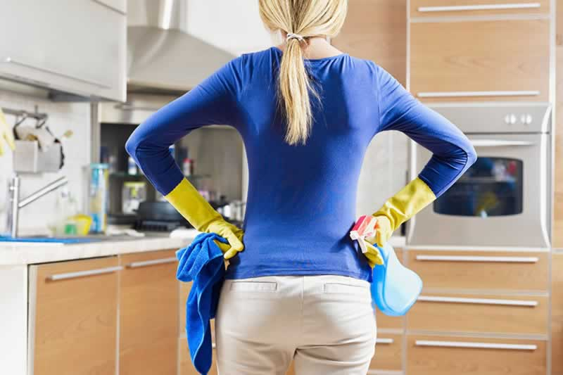 Home Cleaning Mistakes To Avoid
