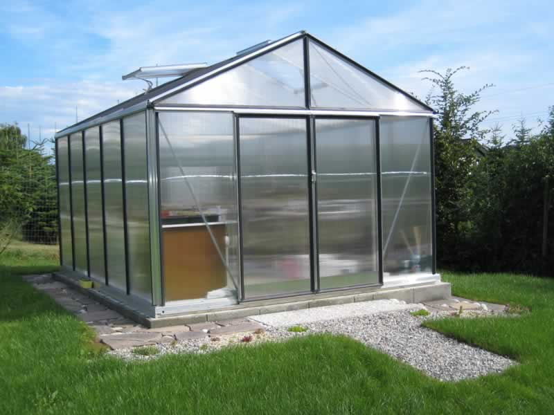 How Aluminum Greenhouses Can Be Eco-Friendly