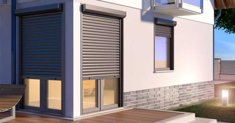 How Installing Rollers Shutters On Your Home Will Boost Its Value Significantly - roller shutters