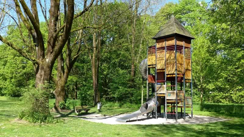 How to Build a Safe and Fun Backyard Playground for Your Kids - slide