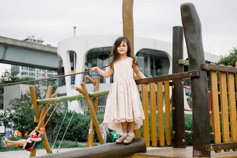 How to Build an Outdoor Playground for Your Kids - playground