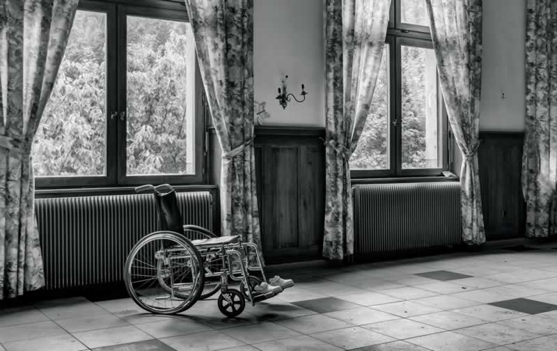 How to Make Your House Into a Senior-Friendly Home - wheelchair