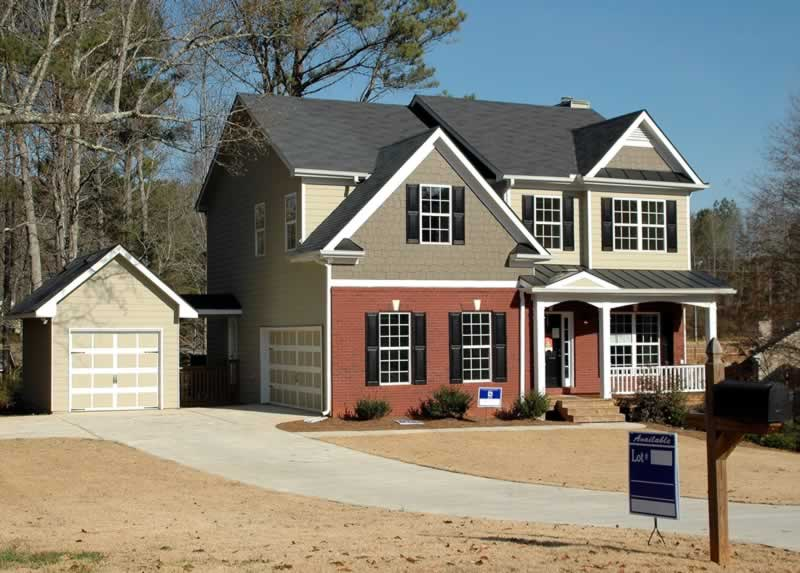 Renovation Mortgage - renovated house