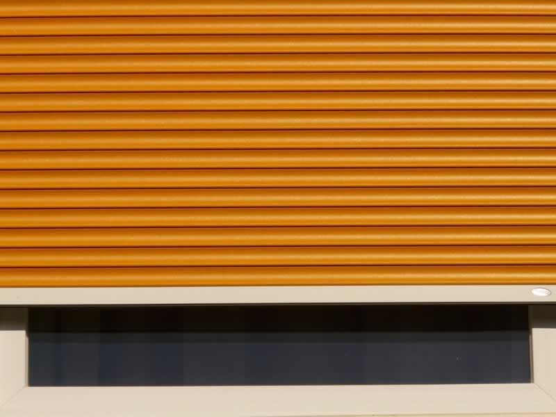 Roller Shutters or Blinds